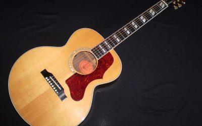 2007 Gibson CJ165 Rosewood  –  £1749
