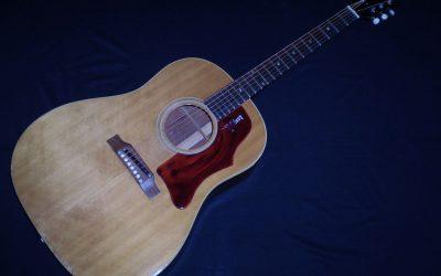 1968 Gibson J50  –  £2499