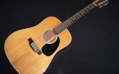 1999 Martin D12-28  –  £1599