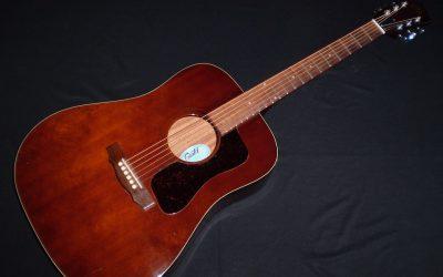1979 Guild D25M  –  £999
