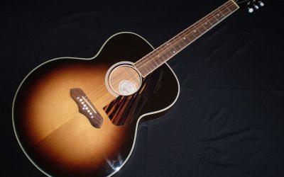 2014 Gibson SJ100 1941 Reissue  –  £1599