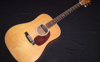 1979 Martin HD28  –  £1999