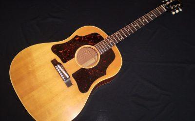 1962 Gibson J50  –  £2799