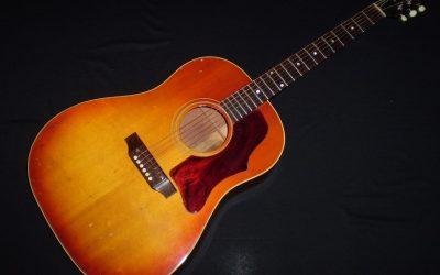 1969 Gibson J45  –  £1999