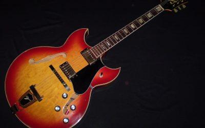 1969 Ventura V-1400 Barney Kessel  –  £999