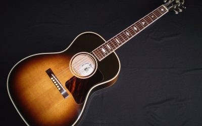 2007 Gibson Nick Lucas  –  £2199