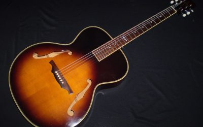 1998 Alvarez 5055 Bluesman  –  £349