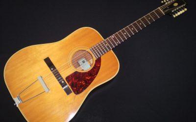 1964 Epiphone Bard 12  –  £1299