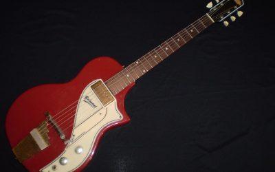 1956 Supro Belmont  –  £899
