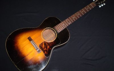 1936 Gibson L00  –  £3199