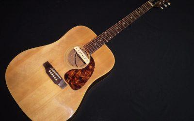 1969 Gibson J50  –  £1499