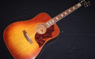 1973 Gibson SJ Deluxe  –  £1749