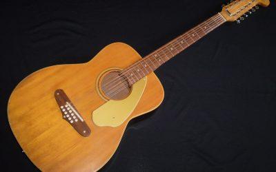 1969 Fender Villager  –  £949