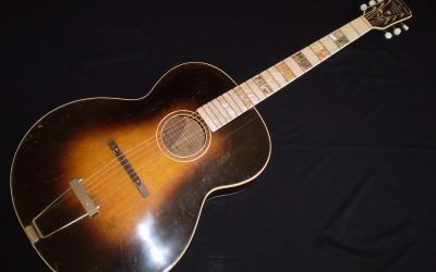1930's Paramount Master Craft Archtop  –  £499