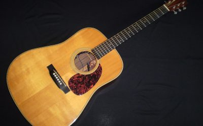 2004 Martin HD28V  –  £2299
