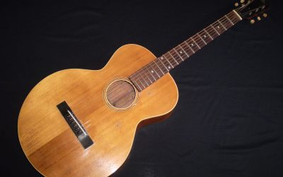 1929 Gibson L-1  –  £3799