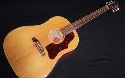 2004 Gibson J50 Maple  –  £1799
