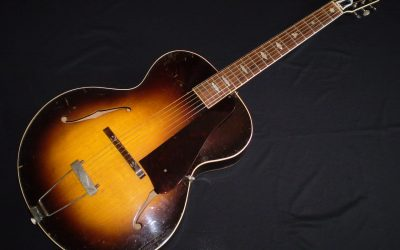 1937 Gibson L4  –  £2799