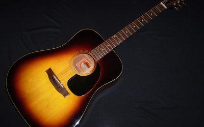 1972 Gibson J45  –  £1499