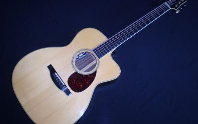 1996 Bourgeois OMC Custom  –  £2799