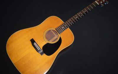 1973 Martin D28  –  £2399