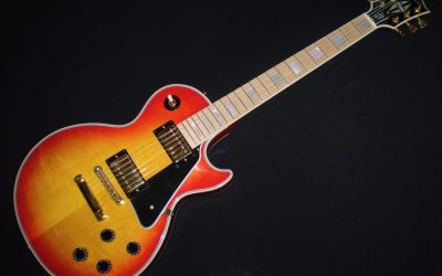 2012 Gibson Custom Shop Les Paul Custom  –  £2299