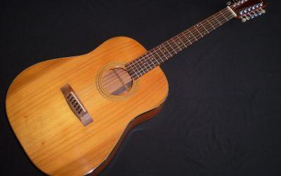 1985 Fylde Orsino 12 String  –  £1799