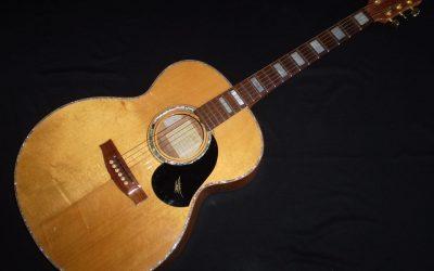 2001 Maton ECJ85 Ltd Edition  –  £1199