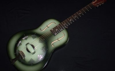 2012 National NRP Wood Body Resonator  –  £1599