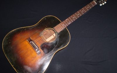 1953 Gibson J45  –  £3499