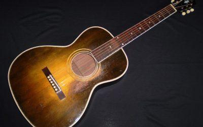 1931 Gibson L2 Argentine Grey  –  £6499