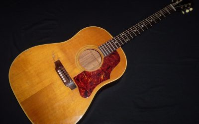 1964 Gibson J50  –  £2799