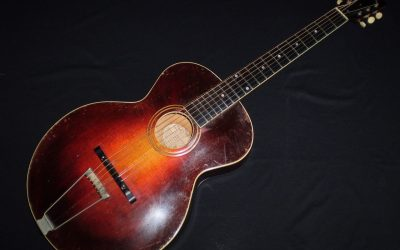 1927 Gibson L-3  –  £2749