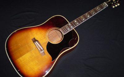 1965 Gibson Southern Jumbo  –  £2599