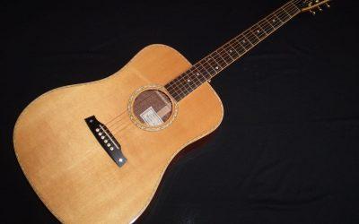 2006 David Oddy Custom D  –  £2799