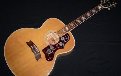 1973 Gibson J200 Artist  –  £2799