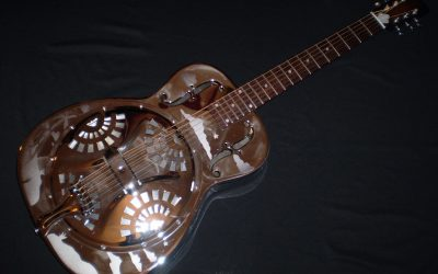 1988 Dobro DM33H 'Hawaiian'  –  £1699