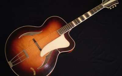 1957 Hoyer Archtop  –  £499