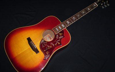 1974 Gibson Hummingbird  –  £2199
