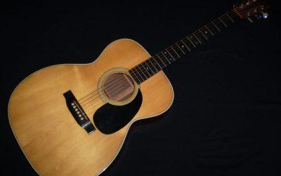 1986 Martin 000-28  –  £2099