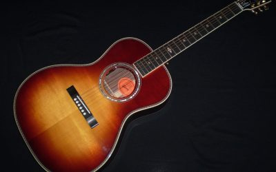 2020 Gibson L00 Deluxe  –  £2199