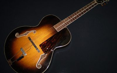 1939 Gibson Cromwell L50   –  £999