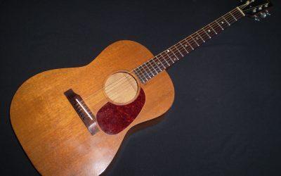 1966 Gibson LG0 –  £1299