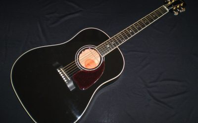 2015 Gibson J45 Gala Limited Edition  –  £1999