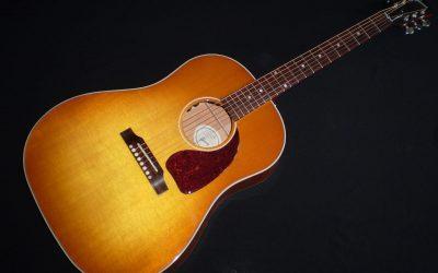2018 Gibson J45 Standard Heritage Cherry Sunburst   –  £1799