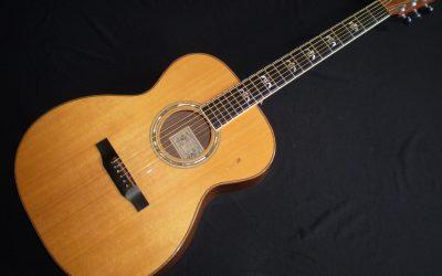 1995 Larrivee OM-19  –  £1499