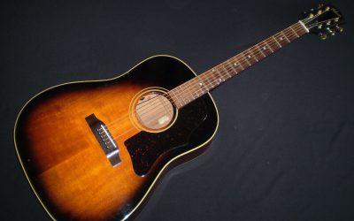 1970 Gibson J45 Custom  –  £2199
