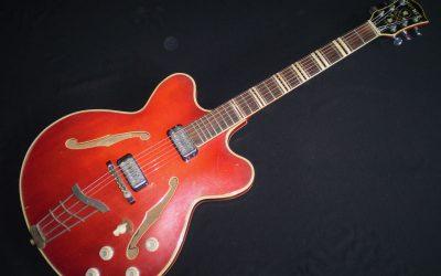 1964 Hofner Verithin Stereo  –  £999
