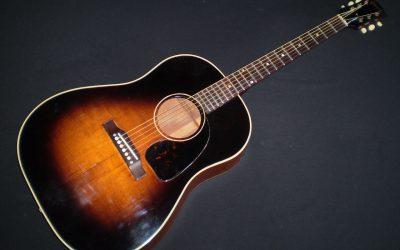 1954 Gibson J45  –  £3799