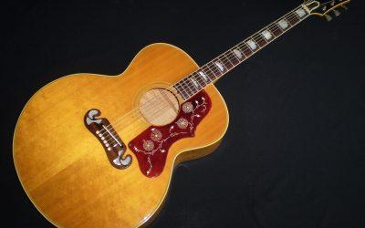 1969 Gibson J200  –  £4999